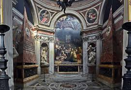 chigi chapel wikipedia