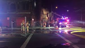 firefighters put out in nw portland thanksgiving katu