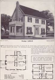 colonial revival house plans ordering a house from the sear s catalogue can you imagine