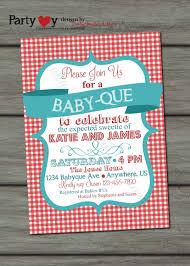 couples shower invitations etsy bbq baby shower invitations lilbibby com