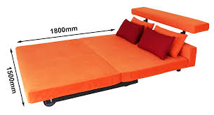 Orange Sofa Bed Sofa Beds Nz Sofa Beds Auckland Smooch Collection