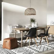 dining table with rug underneath how to choose a rug rug sizes freedom