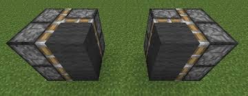 Minecraft Secret Bookshelf Door How To Create The Most Compact 2x2 Hidden Piston Door In Under 50