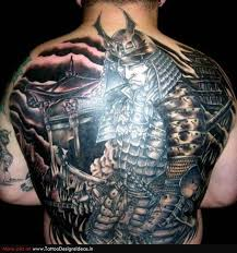33 full back japanese tattoos