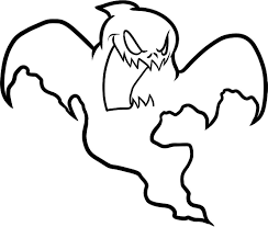 print halloween coloring pages ghost or download halloween