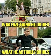 Mr Bean Memes - mr bean s car funny pictures quotes memes funny images