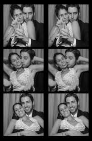 rental photo booths for weddings events photobooth planet classic black white photo strips created by the vintage photo