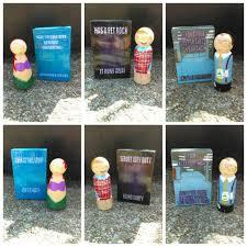 Customized Memes - meme customized memes wooden hand painted peg doll set