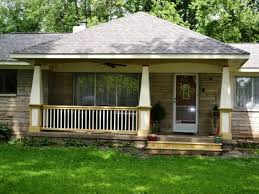 Covered Front Porch Plans by Patio Additions Covered Front Porch Designs Front Porch Addition