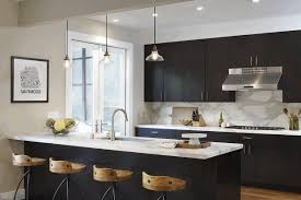 black cupboards kitchen ideas one wall with island designs and