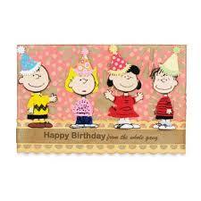 37 best peanuts birthday greetings images on pinterest birthday