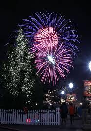 alexandria festival of lights happy new year