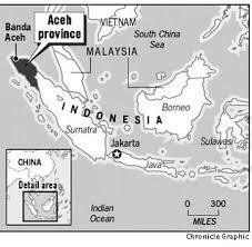 aceh in turmoil rebels weaken indonesia s grip on energy rich