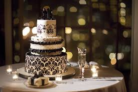 black and white art deco wedding cake best of wedding photos