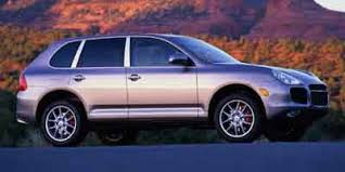 2004 porsche cayenne reliability 2004 porsche cayenne review ratings specs prices and photos