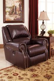 Oversized Rocker Recliner Living Room Leather Power Reclining Living Room Sets Real