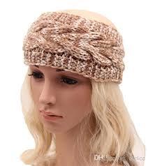 fashion headbands hot sale handmade knited fashion headbands 2015 women 5style