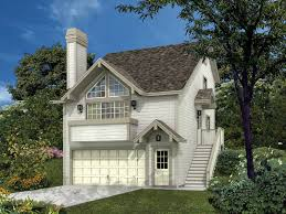 front sloping lot house plans siminridge sloping lot home plan 007d 0087 house plans and more