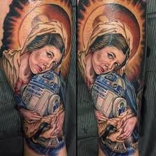star wars tattoos popsugar tech