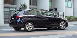 peugeot family peugeot 308 active gets rear view camera navigation as standard