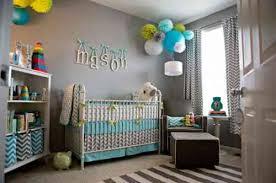 chambre bébé et taupe chambre bébé bleu canard déco mobilier et accessoires