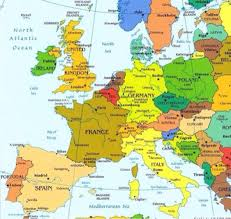 Spain On A Map Nationalism Unitficatiom By Brooke Holmes