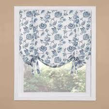 tie up shades balloon curtains curtainshop com