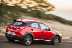 mazda motor of america chicago news names 2017 mazda cx 3 best crossover of the year