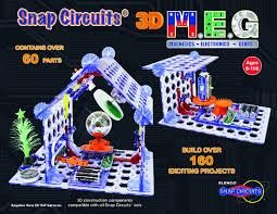 snap circuits 3d m e g scientificsonline com