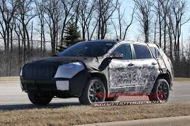 Jeep Spy Shots Jeep Liberty News And Reviews Pg 2 Autoblog