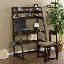 lexington espresso ladder desk free shipping today overstock