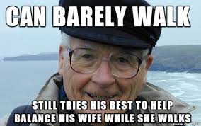 Love My Wife Meme - my good guy grandpa he still expresses his love for his wife
