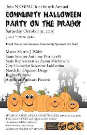 party city open halloween join us for nempac u0027s 9th annual halloween party on the prado