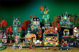 new for 2016 lemax spooky town collection