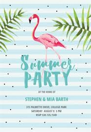 Invations Best 25 Summer Party Invites Ideas On Pinterest Luau