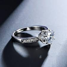 color wedding rings images 1 75ct aaa cz wedding ring rose gold or silver color austrian jpg