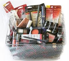 makeup gift baskets win a revlon gift basket free stuff finder canada