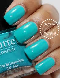 twinsie tuesday go to polish butter london slapper refined