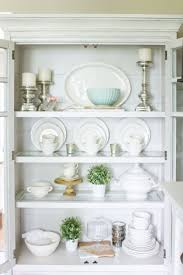 best 10 china cabinet decor ideas on pinterest hutch makeover