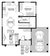 floor plans for small houses modern modern house designs such as mhd 2012004 has 4 bedrooms 2 baths