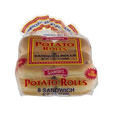 cuisine schmidt 15 schmidt s potato rolls sandwich 8 ct from food instacart