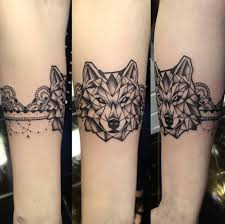 wolf wrist tattoo tattoo collections