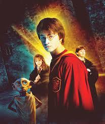 ron weasley harry potter hermione granger chamber secrets dobby