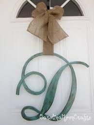 Door Monogram Decoration 90 Best Home Decor My Artwork Carolinamooncrafts On Etsy