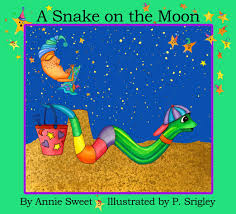 children u0027s book read aloud a snake on the moon youtube