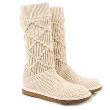 ugg womens knit boots knit ugg products polyvore