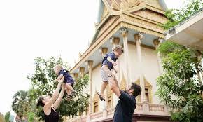 a great cambodia adventure family travel ideas backyard travel