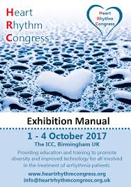 exhibitor manual hrc2017 heart rhythm congress