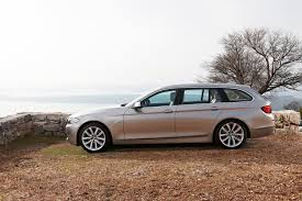 2011 bmw 5 series touring is here