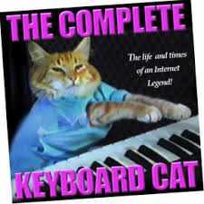 Cat Playing Piano Meme - products